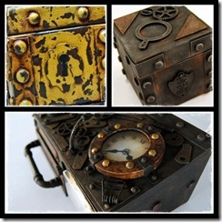 rivets steampunk