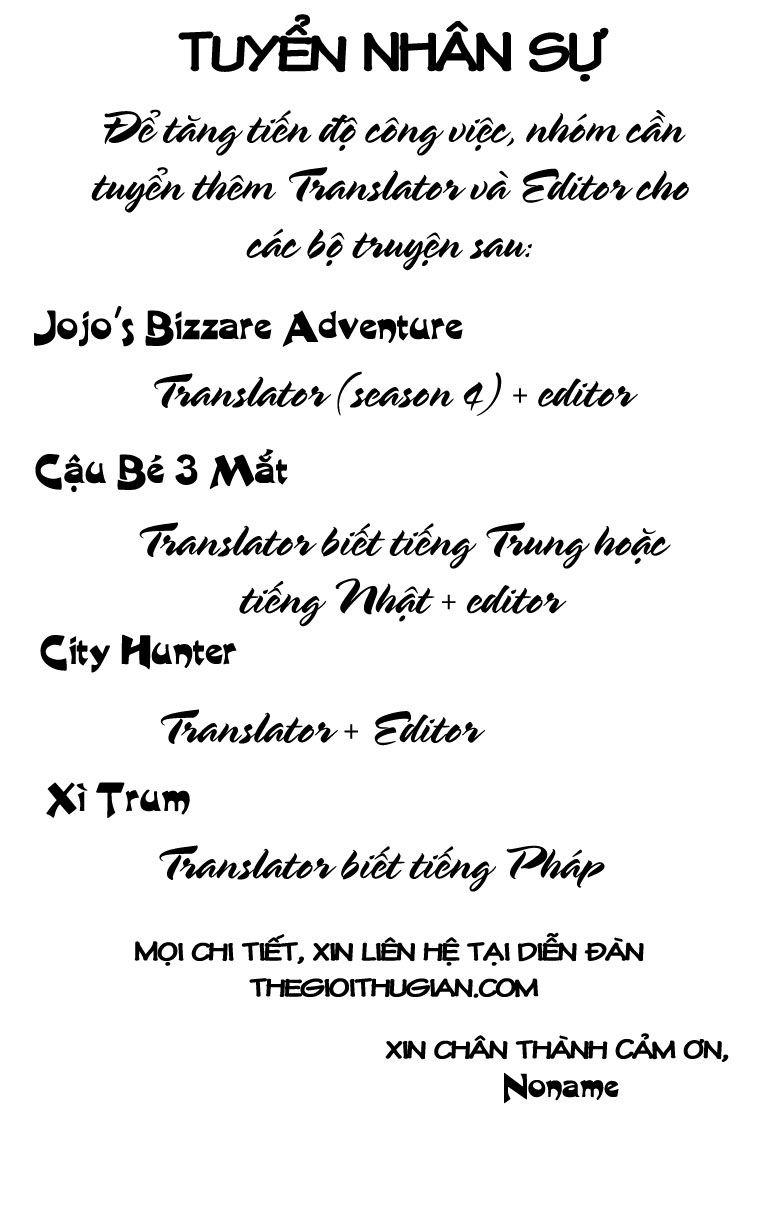JoJo no Kimyou na Bouken Chap 251 - Truyen.Chap.VN