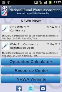 NRWA Water Operations- screenshot thumbnail