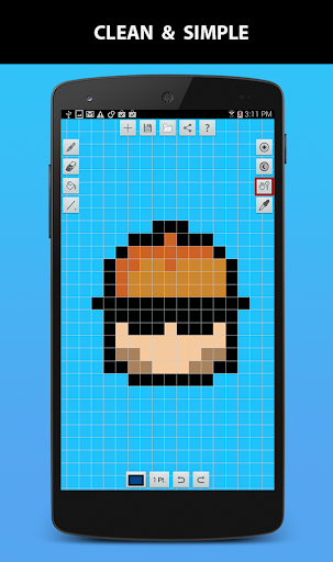 Pixel Art Builder