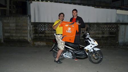 Fotbal Thailanda: cu Leo Chitescu in Chiang Rai