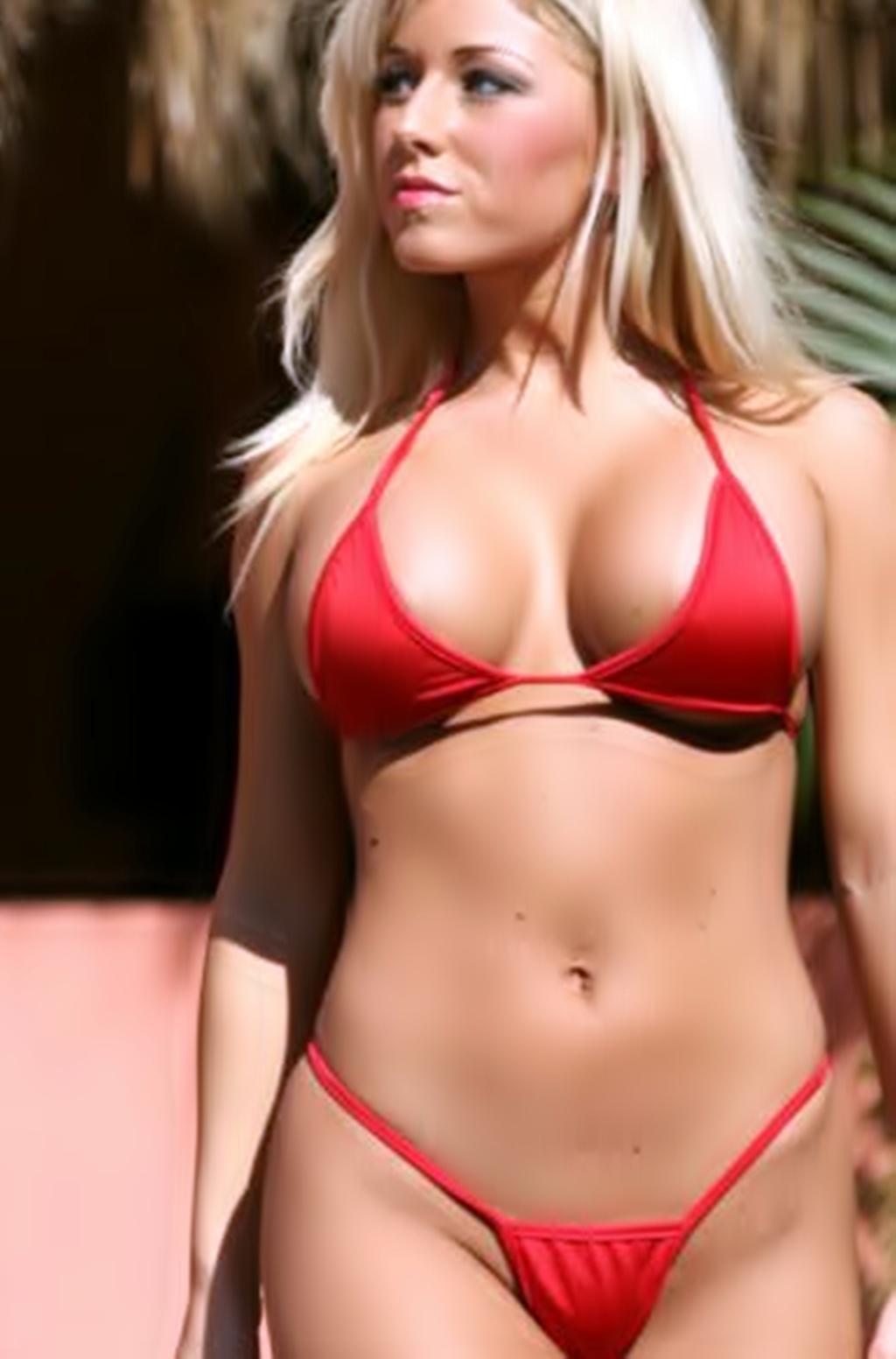 Bikini micro vids mini