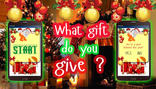 Christmas Gift Present Test