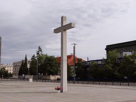 03. Locul unde a slujit Papa Ioan Paul al II-lea.JPG