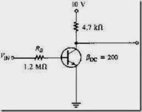 MCQs in Bipolar Junction Transistors Fig. 02