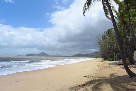 Imagini Cairns: un paradis tropical suparat din cauza frontului de furtuni si nori