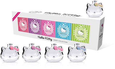 Perfumes Hello Kitty