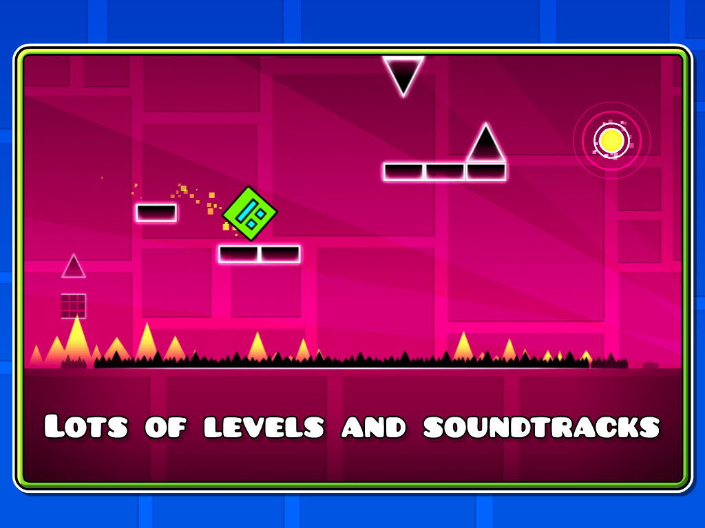 Geometry Dash screenshot #14
