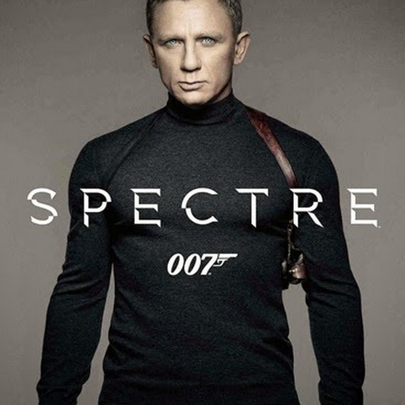 """Spectre"" Teases Casual Bond Look in First Poster"