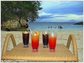 Вид на море. Филиппины. Фото Курчиной Л. www.timeteka.ru