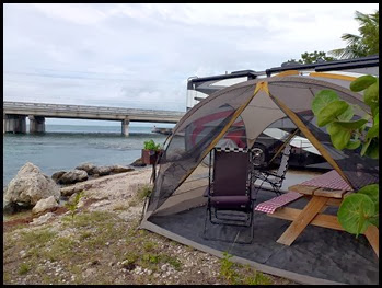 00c - Campground - Site 24 - Bahia Honda SP - Waterfront