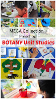 MEGA Collection of Botany Unit Studies