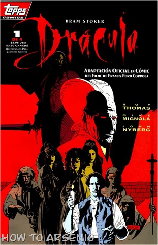 Drácula de Bram Stoker 1