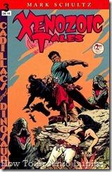 P00003 - Xenozoic Tales #3