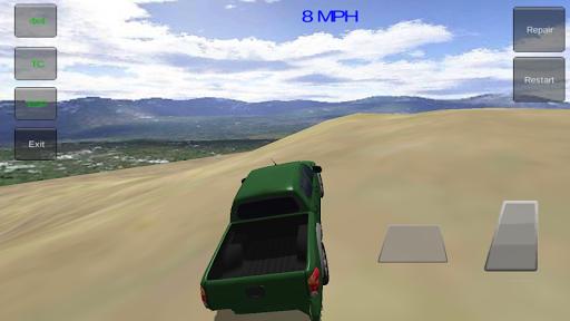 玩免費賽車遊戲APP|下載4×4卡车模拟器 app不用錢|硬是要APP