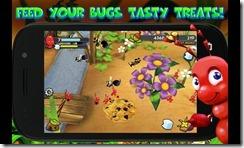 Bug village cookie
