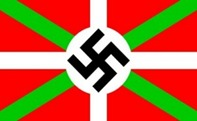 Basque independentists flag