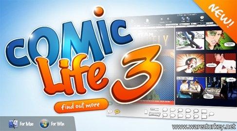 Comic Life 3.5.9 v35475 + Portable