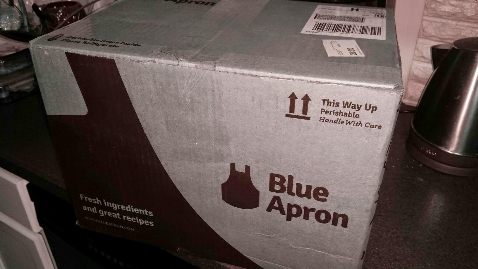 Blue apron waste - All
