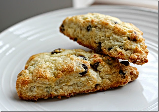 Chocolate Chip Scones4