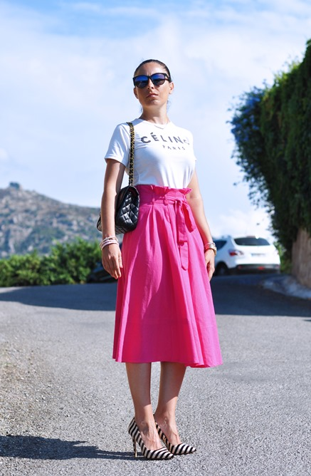 outfit, corsica, gonna a ruota,carrera sunglasses, fashion show, fashion blog, RED CARPET, STYLE,  fashion blogger, street style, zagufashion, blog italiano, valentina coco