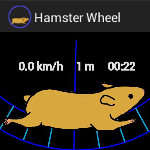 Hamster Wheel LOGO-APP點子