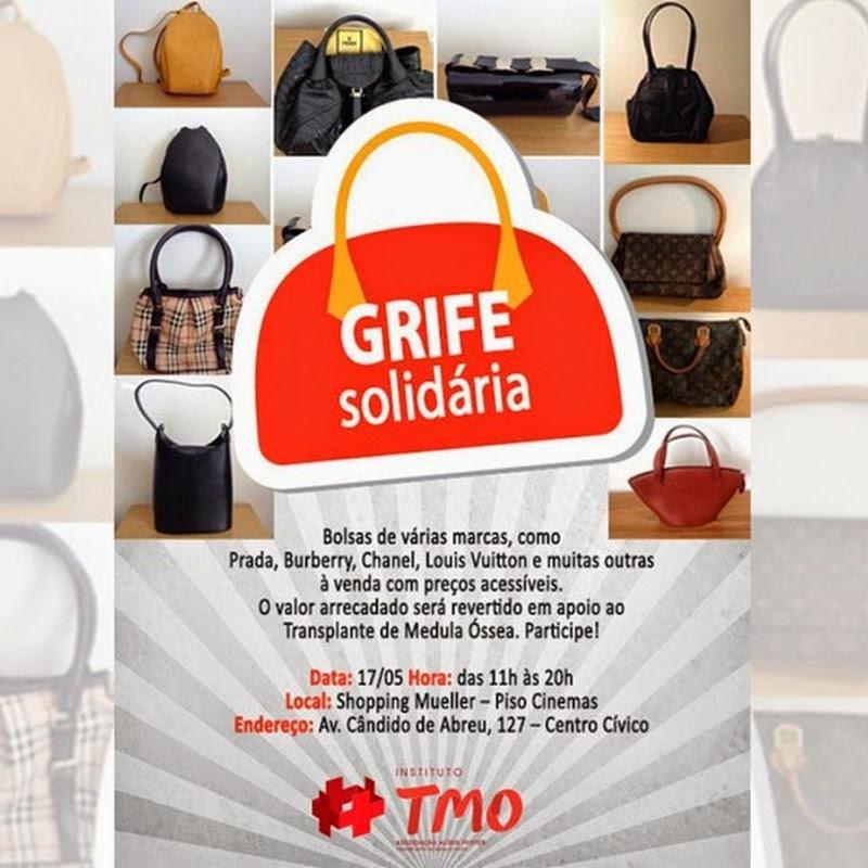 d934ea1f875 Bazar solidário venderá bolsas de grifes com preços especiais.