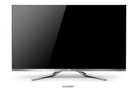 Televisor LG 42LM860V 3D