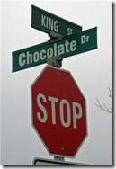 Stop chocolate child slavery