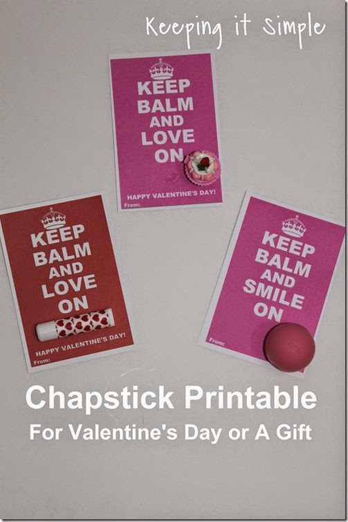 Easy-No-Candy-Valentine-Chapstick-Valentine-With-Printable