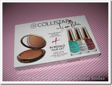 Silk Effect Bronzing Powder da Collistar
