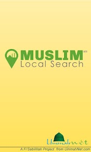 Muslim Local Search- screenshot thumbnail