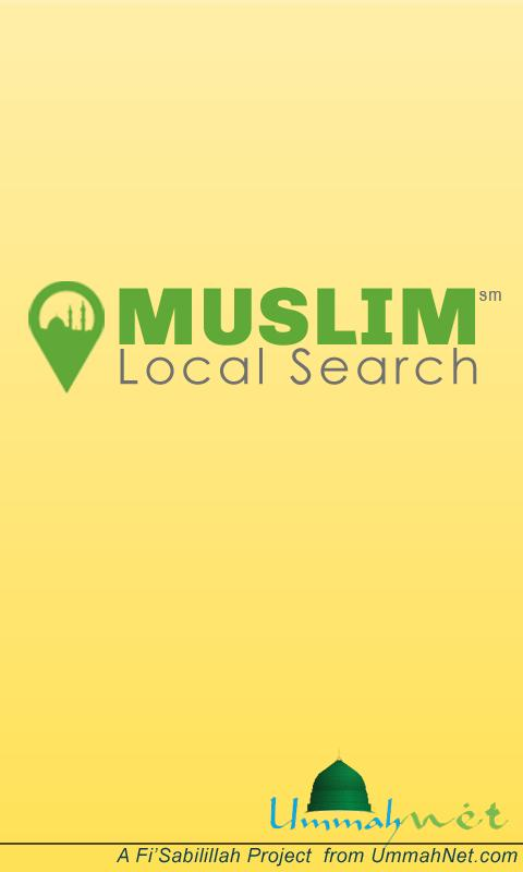 Muslim Local Search- screenshot