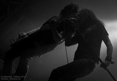 Candlemass au Hellfest 2013