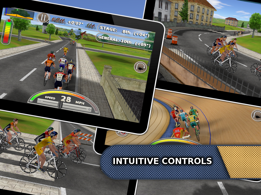 Cycling 2013 (Full Version)- screenshot