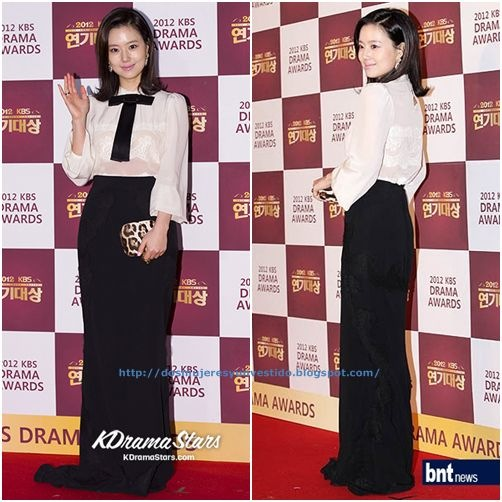 Moon Chae Won-2012 KBS Drama Awards