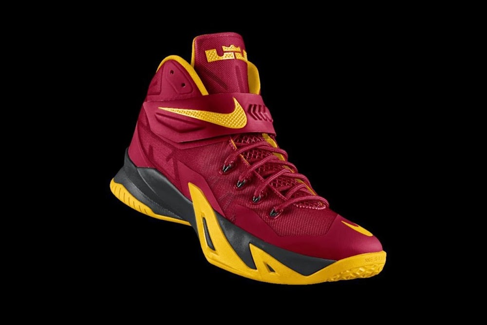 3c20ed508d2 Design Your Own Cleveland Cavaliers Soldier 88217s on NIKEiD ...