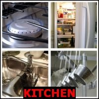 KITCHEN- Whats The Word Answers