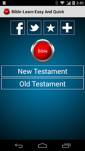 Bible-Learn Easy And Quick