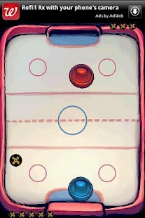 Spin Air Hockey - screenshot thumbnail