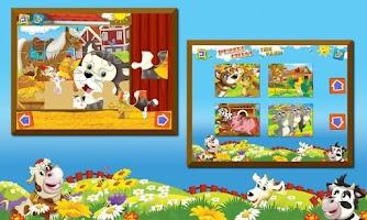 Screenshot of EduFarm - Farm Puzzle Chest