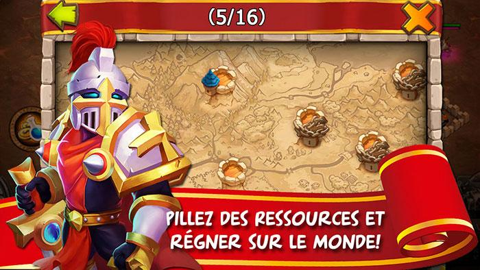 Clash de Châteaux:Castle Clash - screenshot
