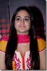 Actress Aksha Hot Photos at Dabur Vatika Star Contest 2012