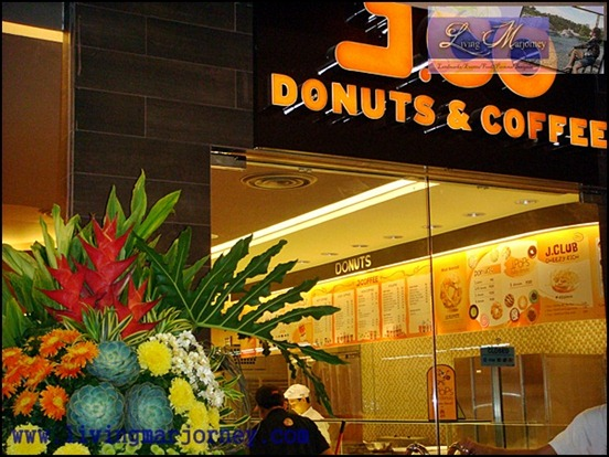 J.CO Donuts and Coffee Opens in SM Megamall