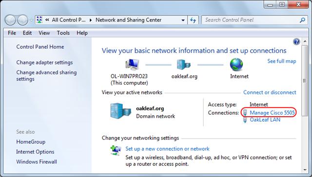 OakLeaf Systems: Configuring a Windows Azure Virtual Network