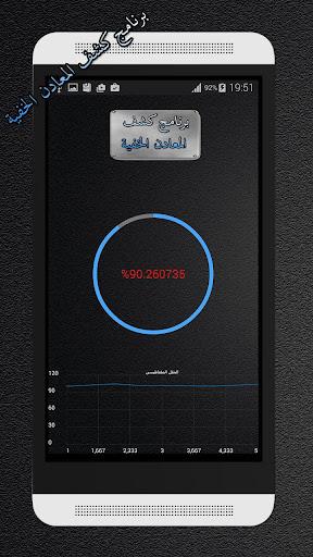 Metal detector 2015