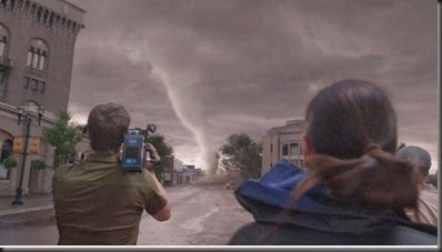 into the storm image