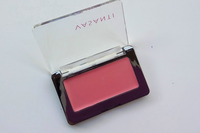 Vasanti Luminous Cream Blush in Pinnacle