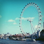 London Eye Atom Theme