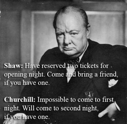 Winston Churchill Quotes Funny quotes by winston churchill   Quotes links Winston Churchill Quotes Funny